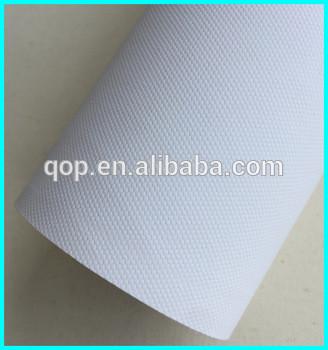 large stretched 100% polyester matte concrete inkjet aqueous canvas fabric