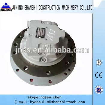 Genuine Nabtesco GM06 travel motor GM04VA,GM06VA,GM07VA,GM09VN motor drive