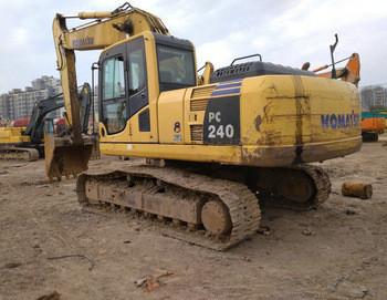 PC240-7 PC270-7 PC230-7 PC300-7 PC350-6 PC350-7 crawler used excavator hyundai price made in JAPAN for sale