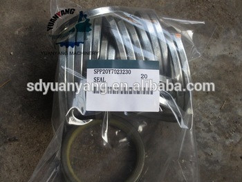 Original Excavator PC200-8 , PC270-8 Dust seal, arm seal 20Y-70-23230