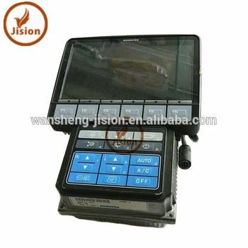 Jision Excavator Parts PC200-8 PC270-8 PC220-8 Excavator Monitor Display Panel 7835-31-1203