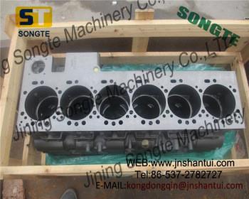 PC270 Excavator Engine Cylinder 6741-21-1190