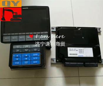 Excavator Cab PC200-8 Monitor 7835-30-1007 7835-30-1006 computor controller 7835-46-1009 7835-46-1008