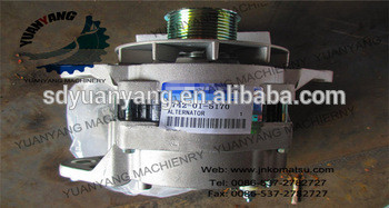 Excavator PC270-6 alternator , 6D102E engine alternator 6742-01-5170