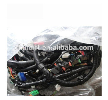 PC200-8 220-8 270-8 20Y-06-42411 custom wire harness 207-06-71114 PC360-7