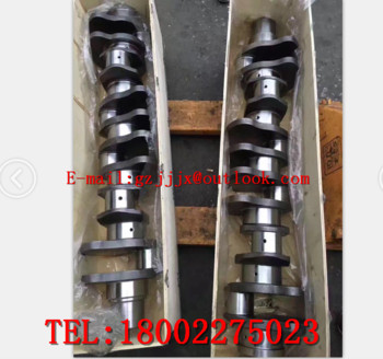 Engine Parts PC228USLC PC270-8 PC270LC-8 PC228USLC-3 crankshaft,The camshaft,The connecting rod excavator