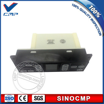 AT PC200-7 PC220-7 new style A/C controller 146570-2510 237040-0021