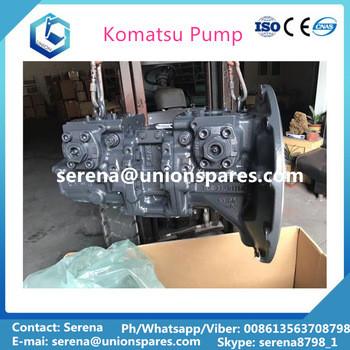 Genuine main pump pc210-7 hydraulic pump for Komatsu 708-2L-00300