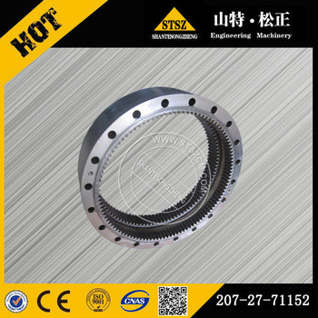 Excavator part of ring gear 207-27-71152 made in China on PC350-8/PC270-8