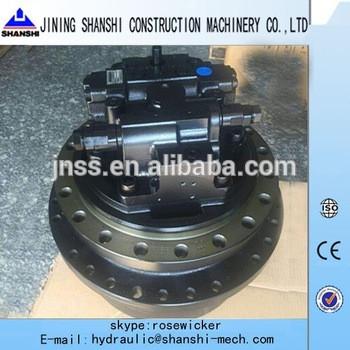 excavator travel motor JS300 final drive JS200,JS220,JS240,JS260,JS330