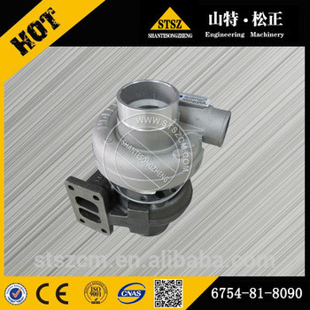 6754-81-8170 6754-81-8171 turbocharger kit for PC270-8 excavator