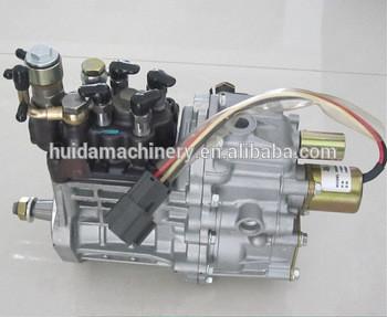 Excavator PC60-7 Fuel Injection Pump 6204-73-1340
