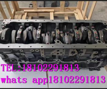 PC240-8 PC270-8 PC290-8 6D107 Engine Block, CylinderBlock Cylinder Head Forged Big Block Crankshaft,Turbocharger