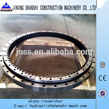 YUCHAI excavator slew ring YC35,YC30-2,YC55 swing bearing turntable bearing