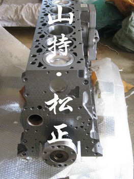 spare parts PC220-8 block assy For SAA6D107E engine P/N: 6754-21-1310