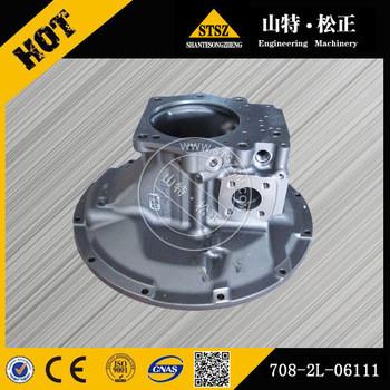 PC270-8 front case 708-2L-06440,excavator front case assy
