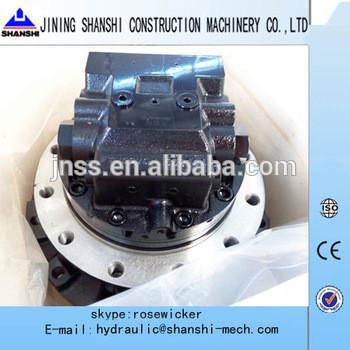 hy-dash final drive gm09vl2-e-25/40-1 Doosan/Nabtesco travel motor device