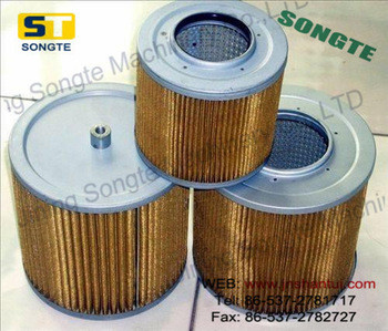 Original Excavator PC270-8 Strainer Assembly 20Y-60-31171 for Hydraulic Oil Tank