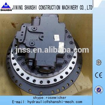 Korea JEIL final drive JMV-22 JMV23 JMV34 JMV41 hydraulic motor direct drive motor
