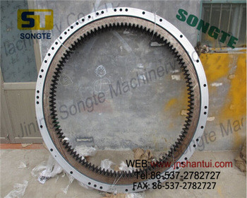 hot sale PC270-7 excavator swing circle assy 206-25-00400