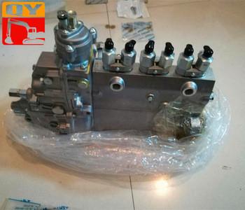 Excavator pc270-7 pc308 injection pump ass'y 6738-71-1310 fuel pump 6D102E-2 engine Injector fuel pump