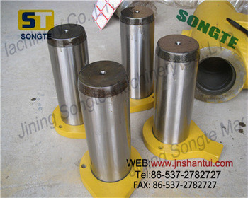 PC220 excavator parts boom cylinder Pin 205-70-65750, pc220-8 parts boom cylinder Pin