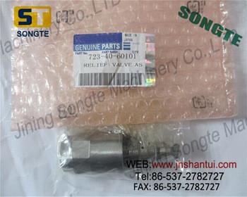 PC220 Excavator Valve Assembly 723-40-60101