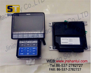 PC270-8 excavator monitor 7835-31-1212