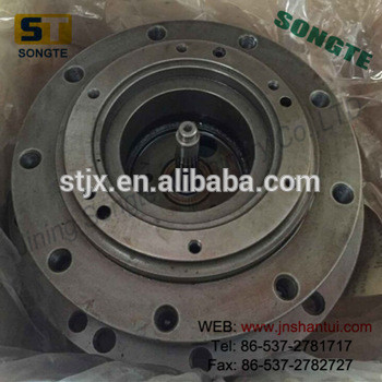 OEM New Swafly Brand Good Price PC270-7 Walking Gear Box , Travel Gear Box , Travel Reduction Gear