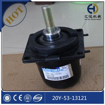PC130 Excavator cab cushion 20Y-53-13121 CUSHION