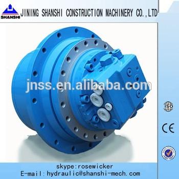 Kobelco SK120-5 final drive,SK120-3 hydraulic drive motor,SK120-8 track device