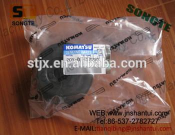 PC270-8 excavator parts cushion 20Y-01-12222