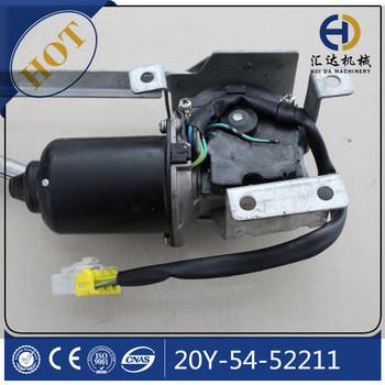 PC300 STARTING MOTOR 600-813-6510 ENGINE STARTING MOTOR FOR PC300-5 PC300-6