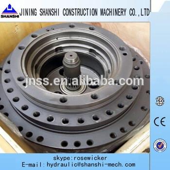 EC260B travel gearbox EC260B,EC280,EC290B,EC320,EC360B travel reduction gear planetary gear