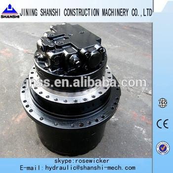 Doosan Solar140LC-V travel motor TM18 motor drive assy