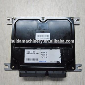 PC270-8 cab controller 7835-46-1007