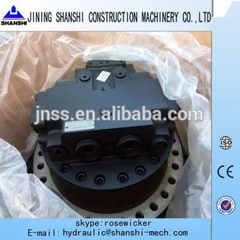 Doosan TM40 travel motor for 20 Ton excavator SK200,SK210,SH200,SH210,SH220 final drive motor assy