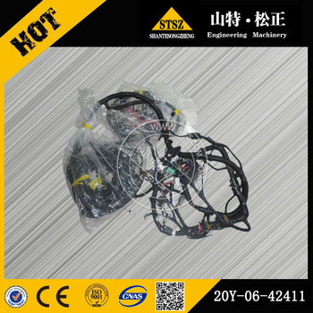 Premium quality wholesale price on PC220-8/PC270-8 wiring harness 20Y-06-42411