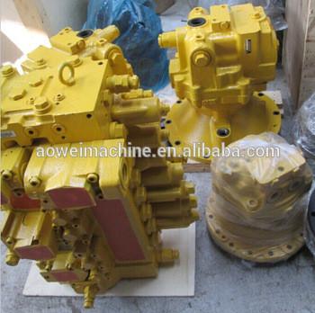 PC300-8 main valve 723-48-26600,PC300LC-8,PC350-8,PC360-8 Excavator Hydraulic Main Control Valve Assy,