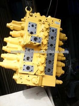 OEM & ORIGINALPC300-8,PC350-8,PC360-8 ,PC400-8 Excavator Hydraulic Main Control Valve,723-46-40100