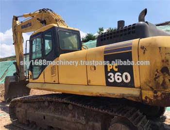 used komatsu pc360-7 excavator/used pc350-7 excavator/pc360-8 excavator made in japan condition