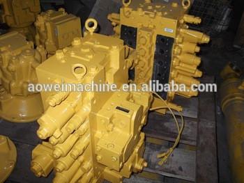 PC300-8 PC300LC-8,PC350-8,PC360-8 Excavator Hydraulic Main Control Valve Assy,723-46-40100,
