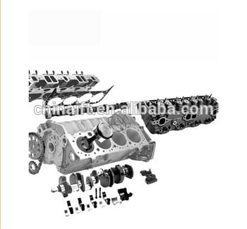 PC360-7 Excavator 6CT8.3 6D114 engine Cylinder Liner Kit PC300-6,PC200-7-6,PC200-7,PC200-8,PC300-6,PC300-7,PC360-7,PC400
