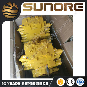 excavator PC300-8 PC360-8 hydraulic main control valve 723-40-71201 for sale
