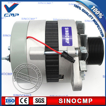 6D114 Alternator Excavator Parts Fits PC360-8 PC450-8