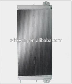 New design excavator oil cooler radiator from China OEM PC450-8