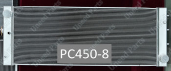 Factory Direct Supply Komtasu PC450-8 Radiator