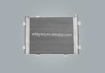 Hydraulic System Oil Cooler for PC56 Excavator Parts