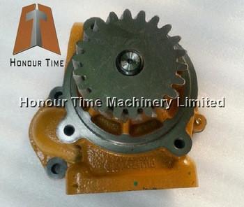 PC450-8 Excavator water pump for engine parts