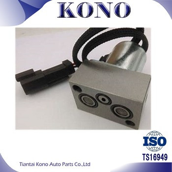 High performance SOLENOID VALVE for KOMATSU PC200-7/PC200-8 PC210-8 pn.702-21-55901 702-21-57400 702-21-55600 702-21-56800
